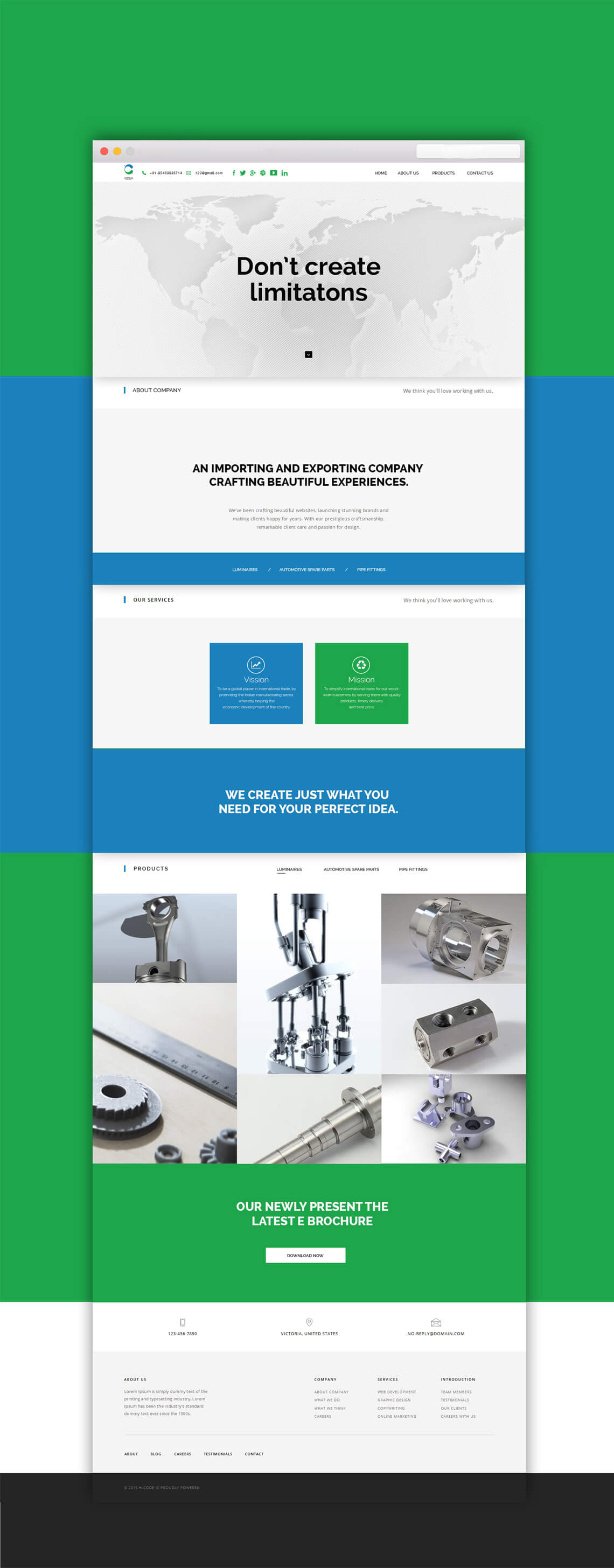 Confianza Website Design