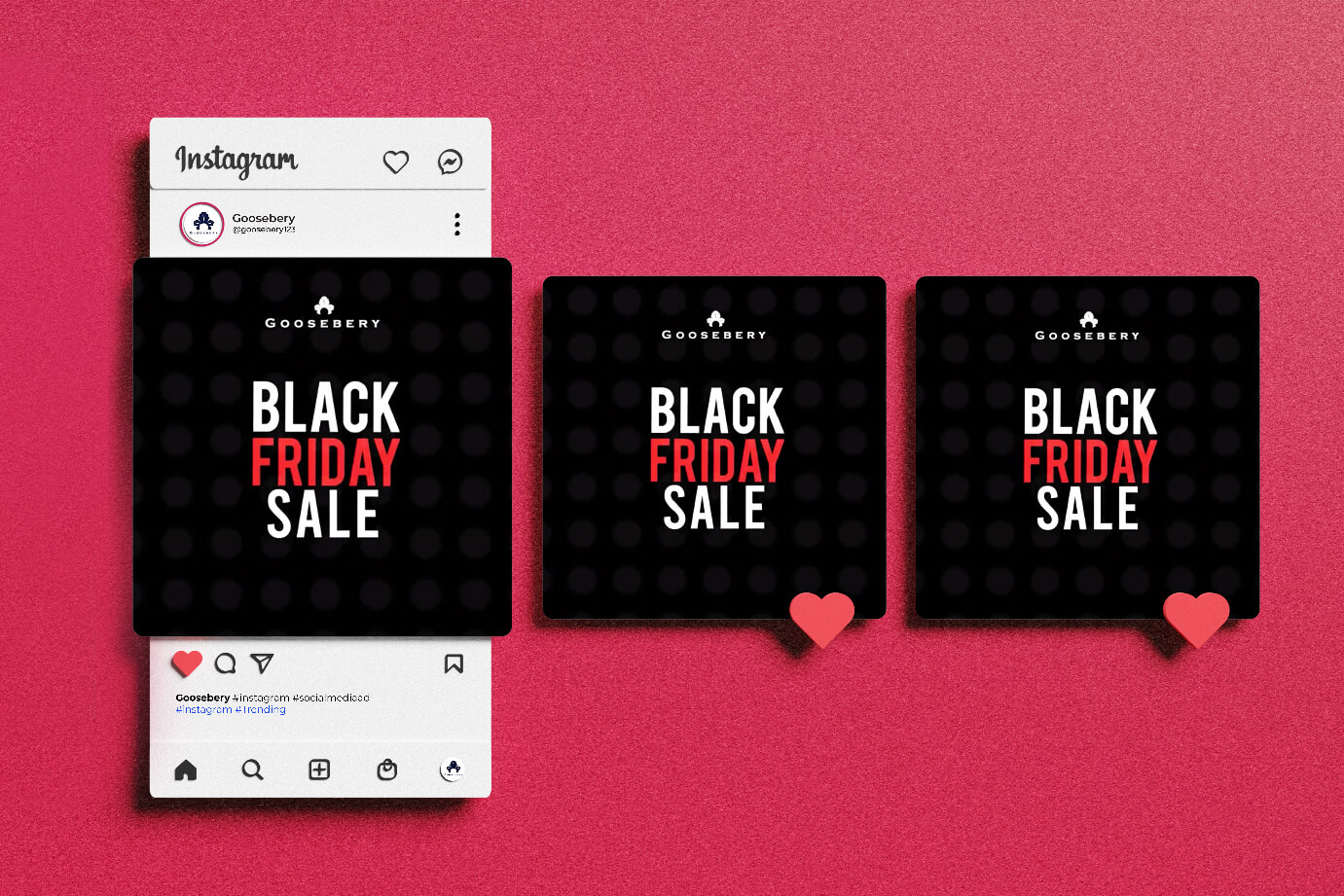 Goosebery Black Friday Sale ad by Sajid Sulaiman