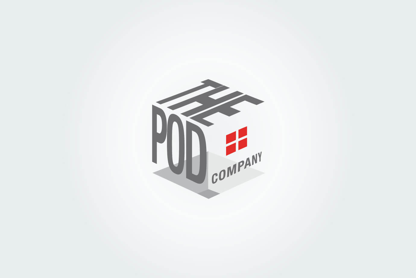 The Pod Company Logo Designed by Freelance Logo Designer