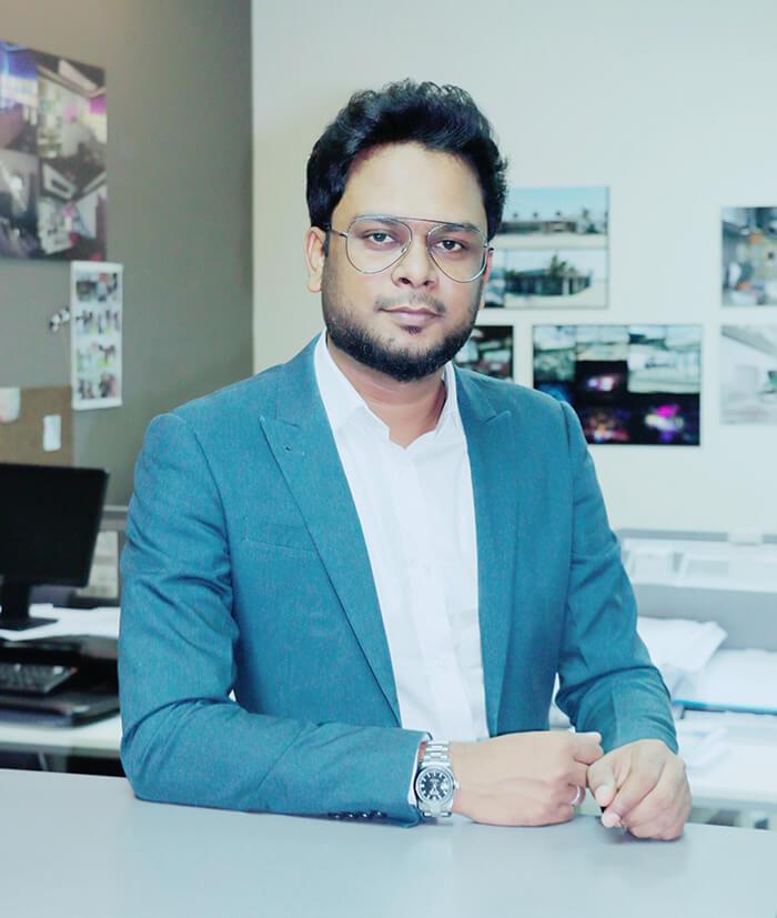 Sajid Sulaiman - Web Designer in Dubai UAE