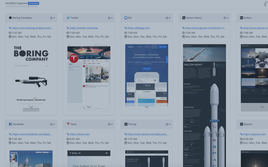 Portal, blog and Information websites